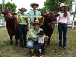 Pinnacle Pocket team 2010 Cairns show win -